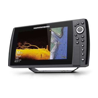 Hollandlures HUMMINBIRD HELIX 10 CHIRP MEGA DI+ GPS G4N 411410-1 right