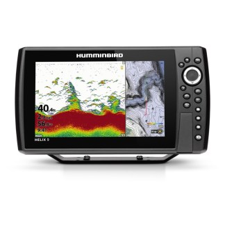 Hollandlures HUMMINBIRD HELIX 9 CHIRP GPS G4N 411360-1 front 1