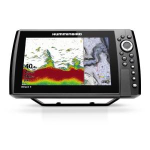 Hollandlures HUMMINBIRD HELIX 9 CHIRP GPS G4N 411360-1 front down