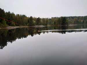 Hollandlures BigJon Otterboat Swedish lake