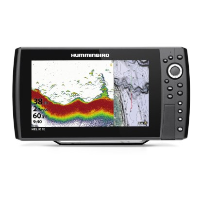 Hollandlures HUMMINBIRD HELIX 10 CHIRP GPS G4N 411400-1 front