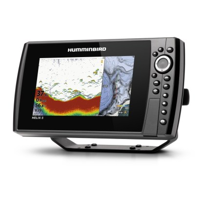 Hollandlures HUMMINBIRD HELIX 8 CHIRP GPS G4N 00447500 front right