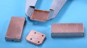 PCB shielding very small