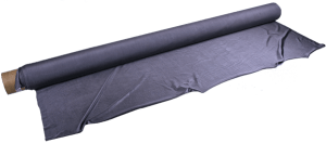 Stretch conductive fabric supplied roll