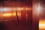 Mu-copper Faraday cage