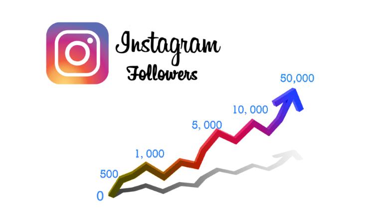 followers on Instagram