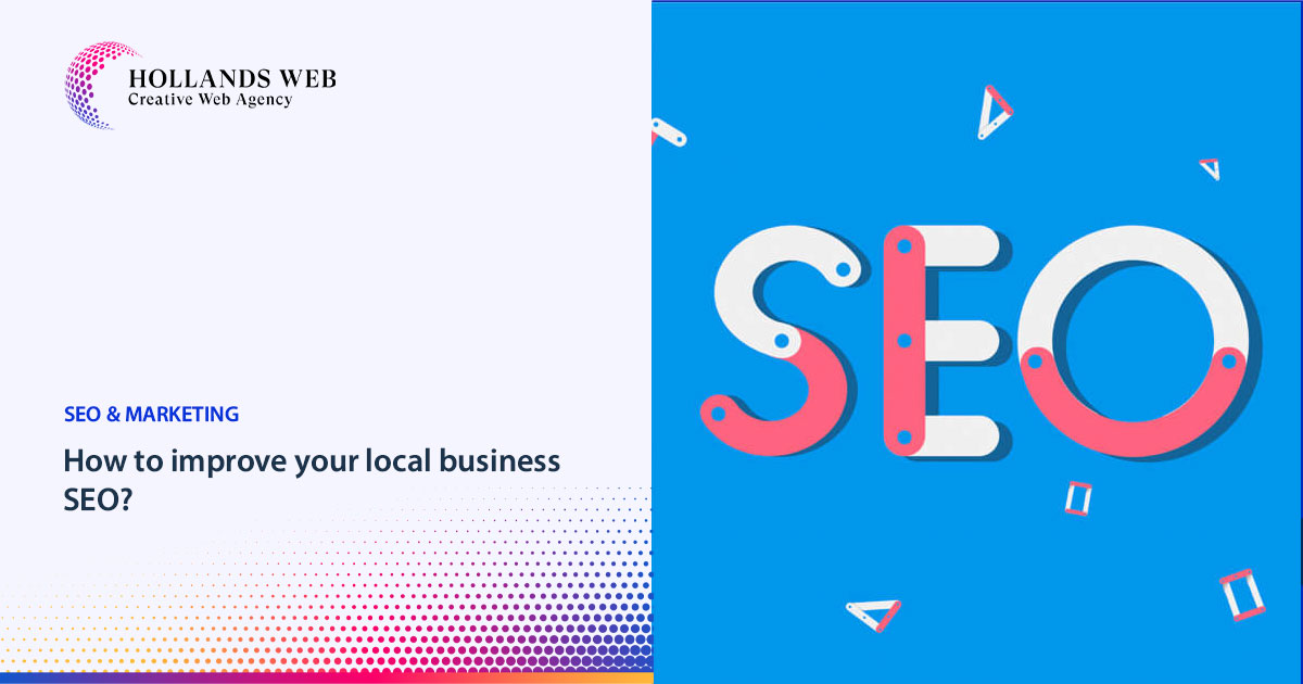 How to improve your local business SEO