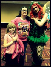 Little Sister, Me and Poison Ivy
