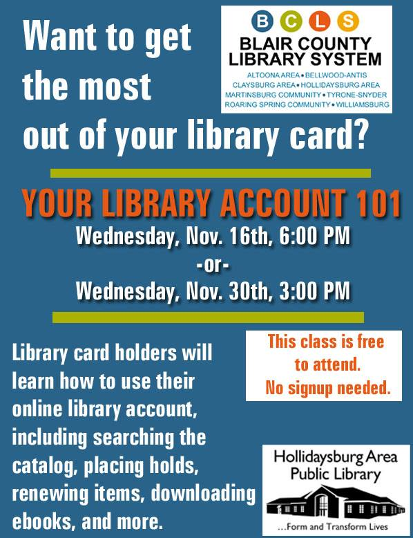library-accout-101
