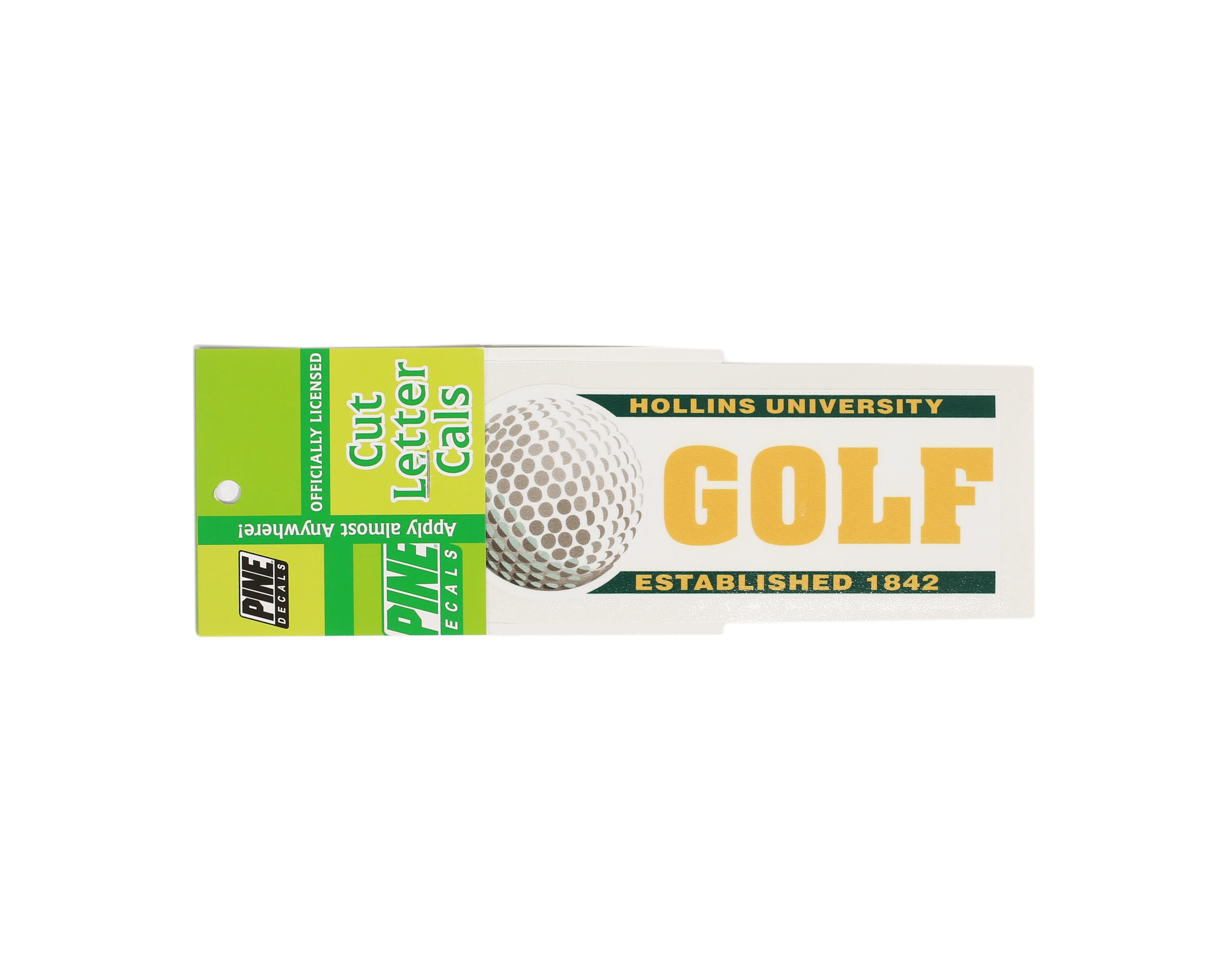 Golf Decal