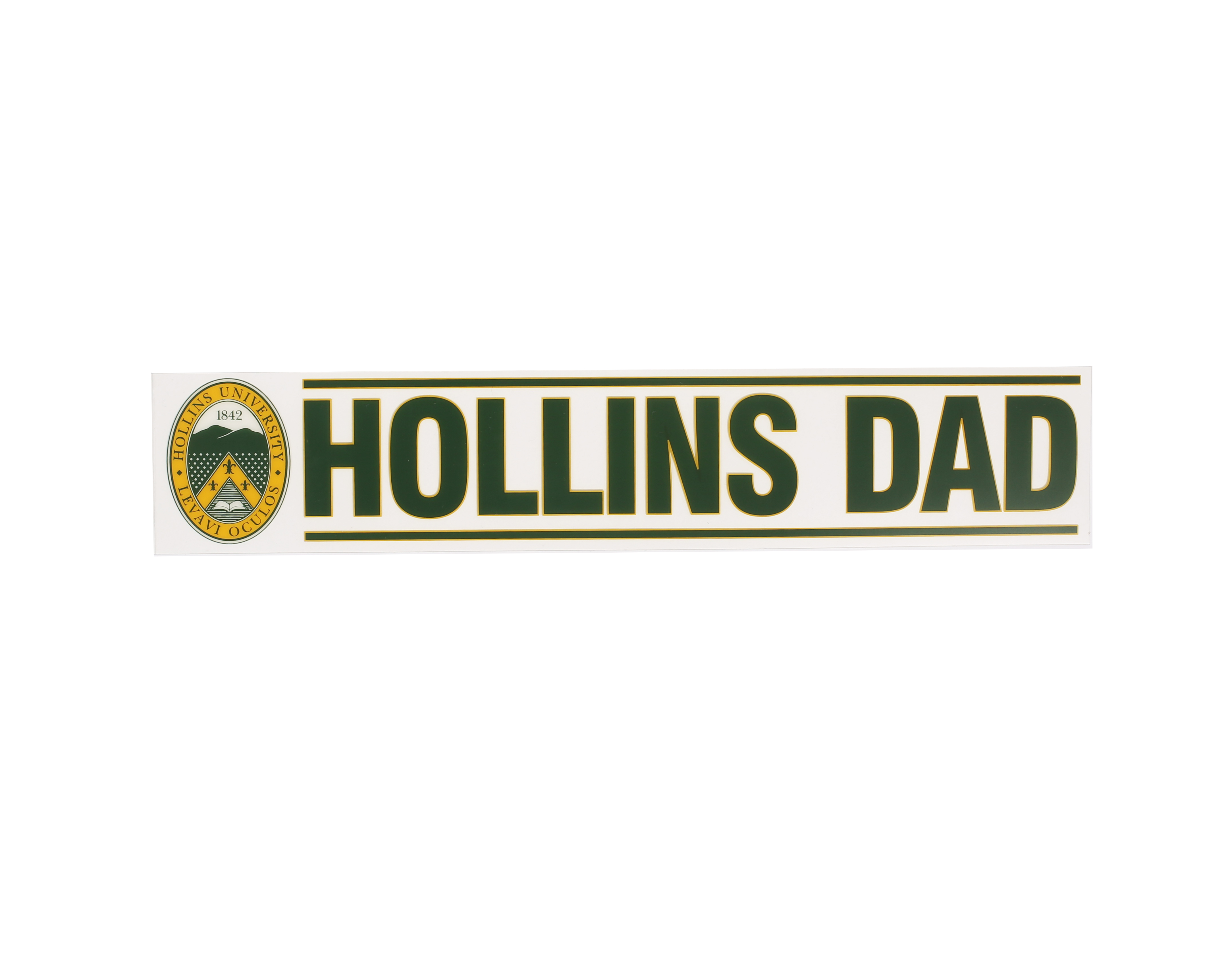 Hollins Dad Decal