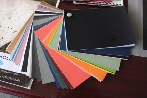 Holliston coated cloth cover material for books luxury packaging industrial substrates