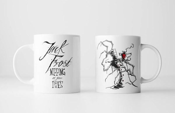Jack Frost - Horror Christmas Mug