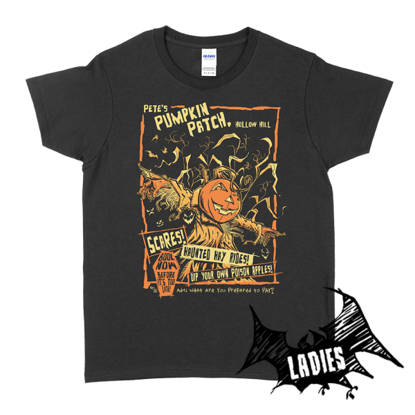 Pete's Pumpkin Patch T-Shirt