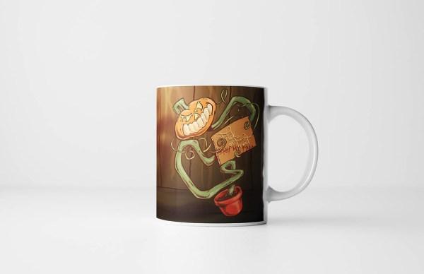 The Pumpkin Pot Mug