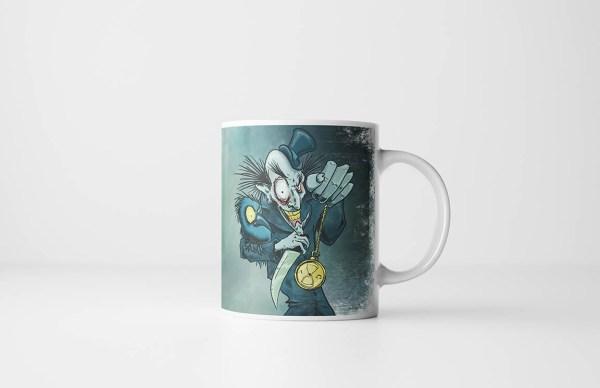 Time's Up Mug