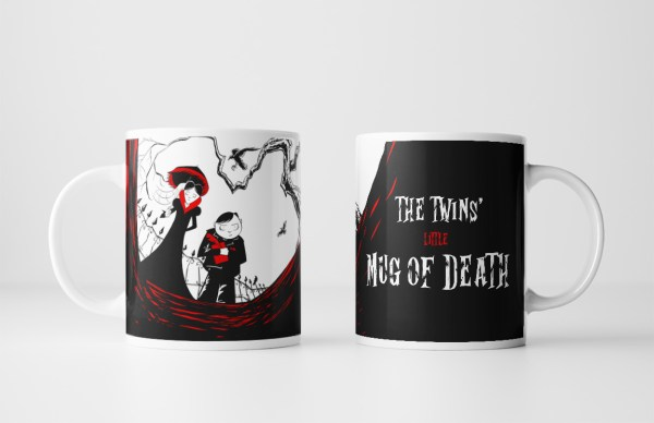 The Twin's Little Mug of Death