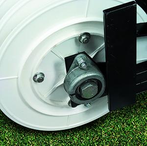 Golf ball picker discs