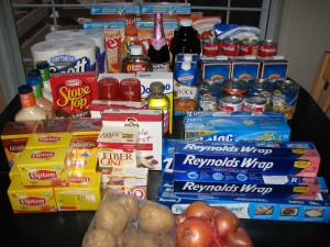 Shoppers Trip 11/23/2008