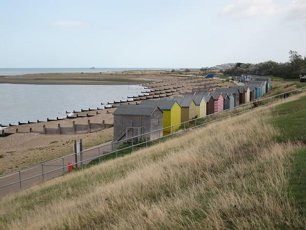 Even more beach huts