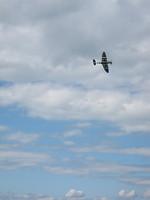 Only Spitfire left running its original Merlin V12
