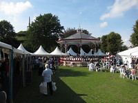 Bandstand and part of the grounds