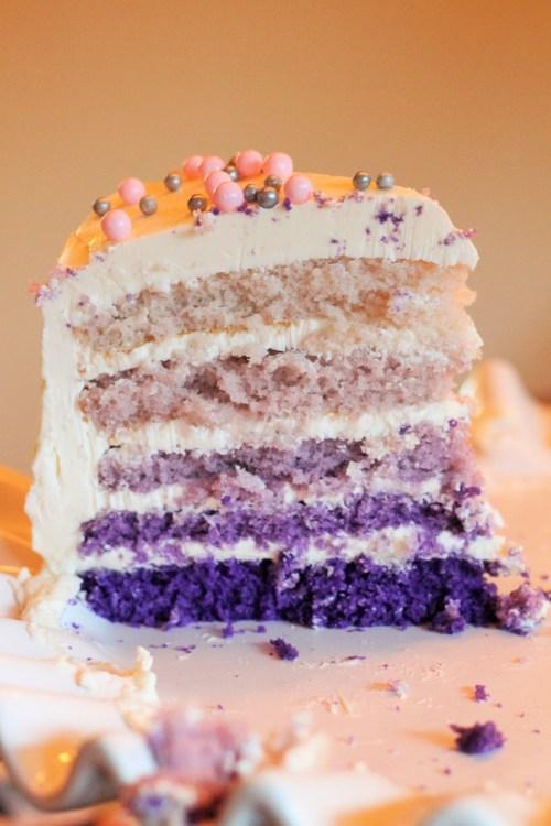 Purple Ombre 2