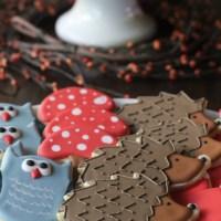 Woodland Sugar Cookies