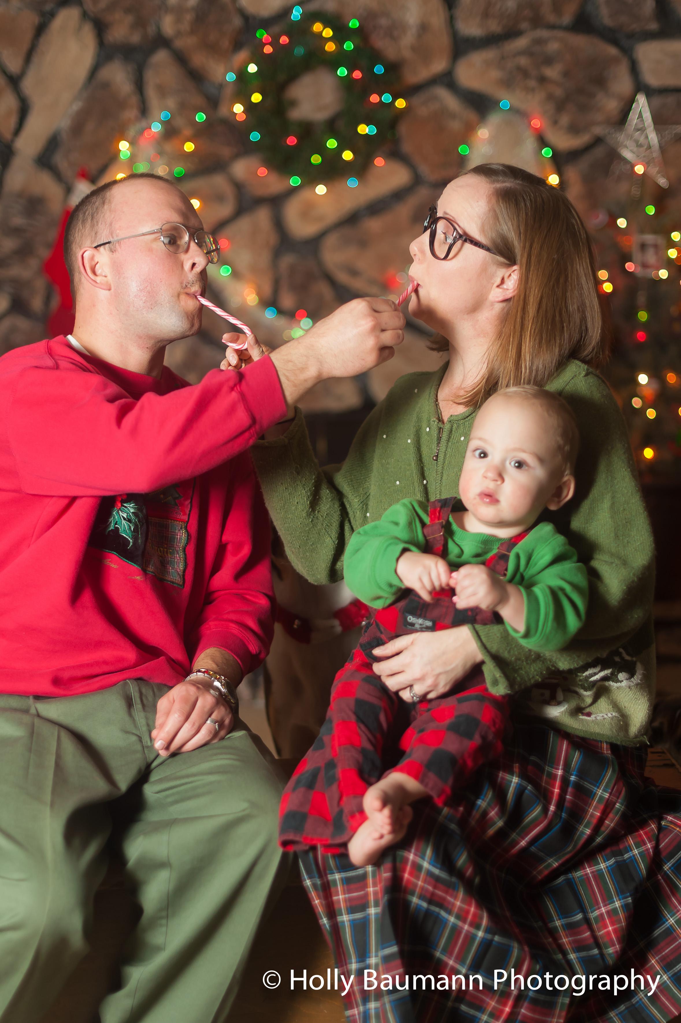 How To Make A Tacky Family Christmas Card Bloomington