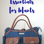 Diaper Bag Essentials for Infants
