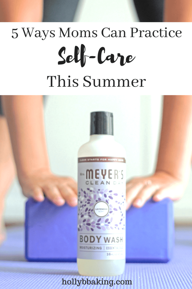 5 Easy Ways Moms Can Practice Self-Care This Summer