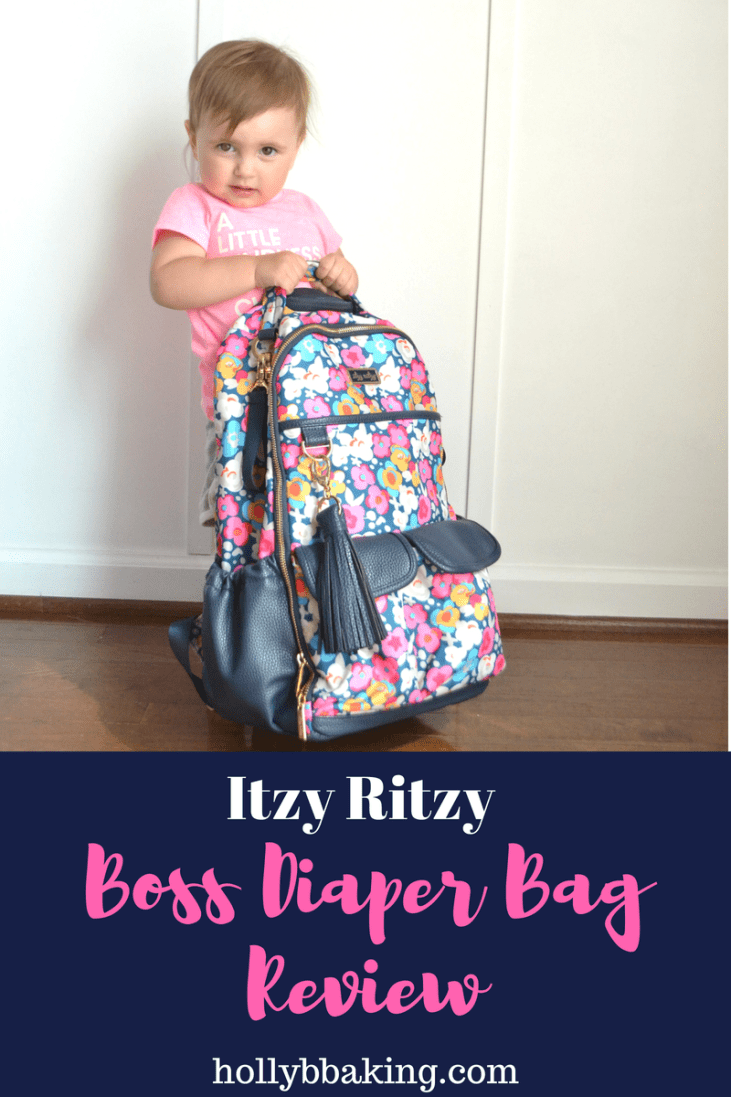 On the Go Mama Gear – Itzy Ritzy Diaper Bag and Wet Bag Review