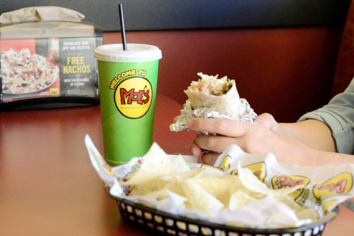 Moe's Southwest Grill is for All