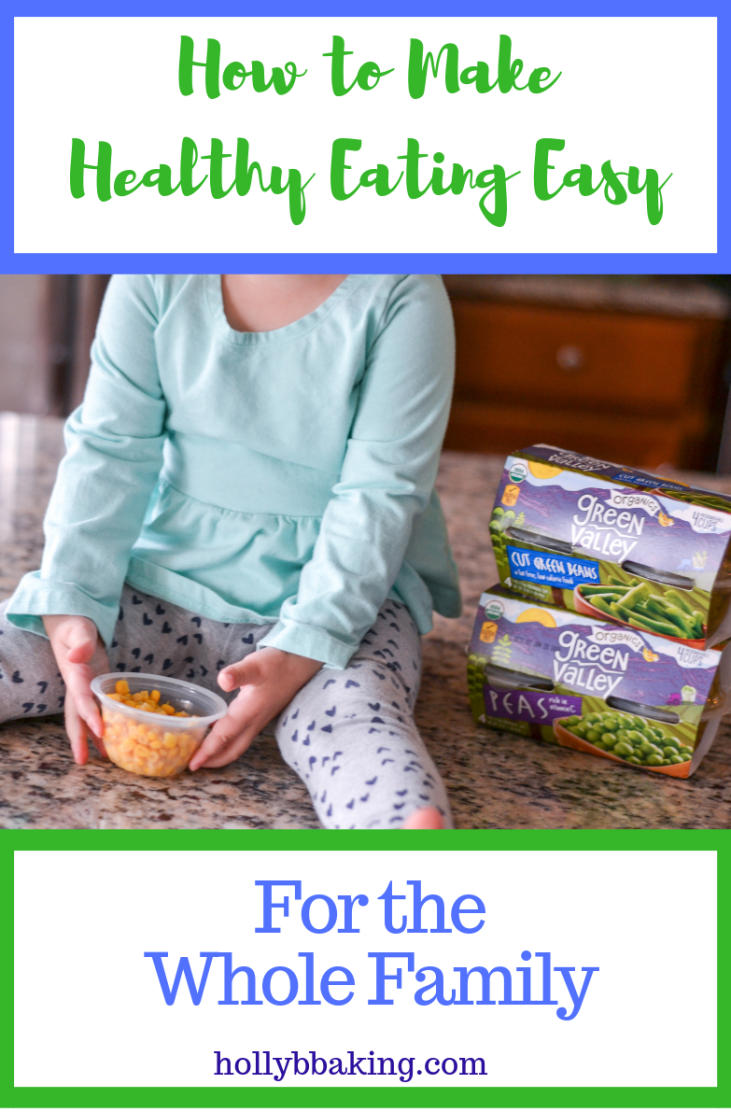How to Make Healthy, Organic Eating Easy for Parents and Kids