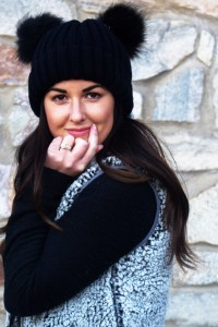 Winter Accessories: Hat & Vest