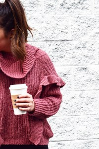 Sweater Obsessed: Cute and Cozy Days