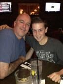 Jordon and our son, Jackson.