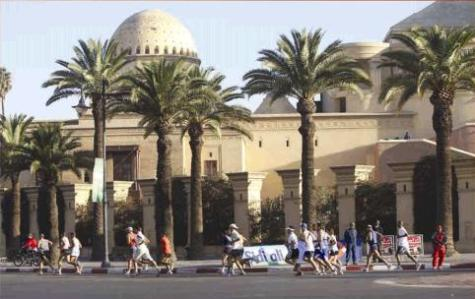 Marathon-Marrakech