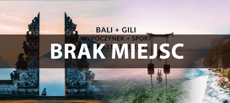 14 dni na Bali i Lembongan – 24.10-8.11. Zwiedzanie, chillout, joga i sport.