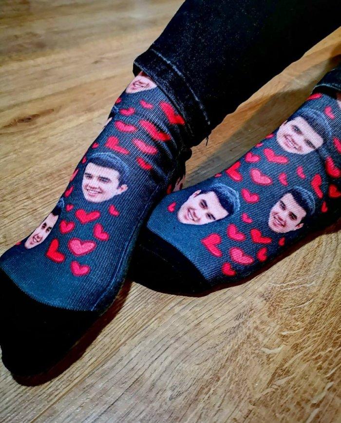 Printsfield Personalised Socks