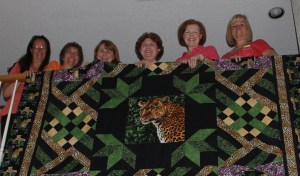 Susan, Denise, Linda, Marilynn, Susie and Holly