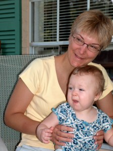 Aunt Dee and Jenni's 2nd grandchild.