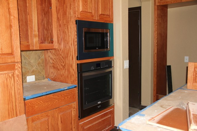 Oven and Microwave!