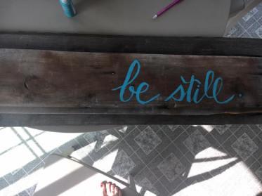 Barn Board Bedroom Sign