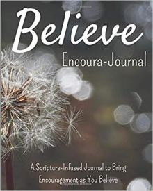 Believe EncouraJournal Author Editor Holly Murray