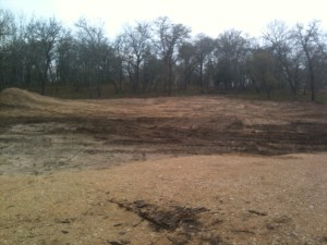 3/24 update from builder  Lot is cut! Trees are down! Surveyors and Foundation Crews to be onsite 3/25!