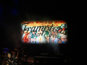 Frampton's Guitar Circus, also featured Sonny Landreth and David Hidalgo - man can those guys play!