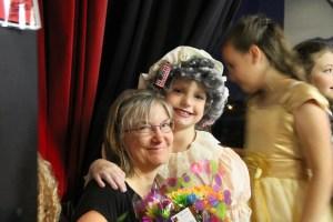 Granny with Granny!