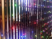 LED etch-a-sketch lights