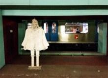 More metro art.